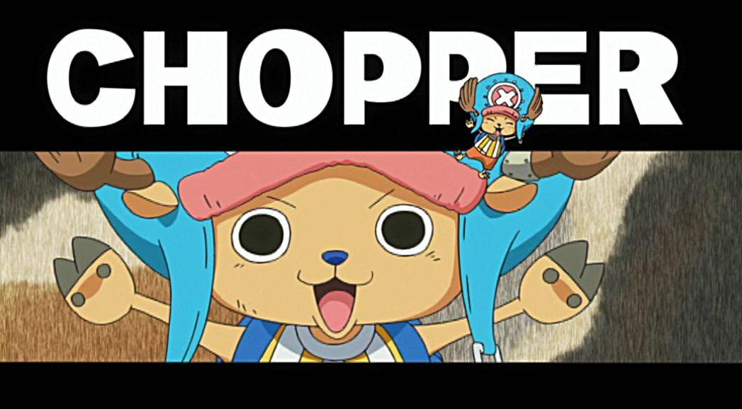 Chopper - Der Schiffsarzt - Bildquelle: Eiichiro Oda/Shueisha, Toei Animation