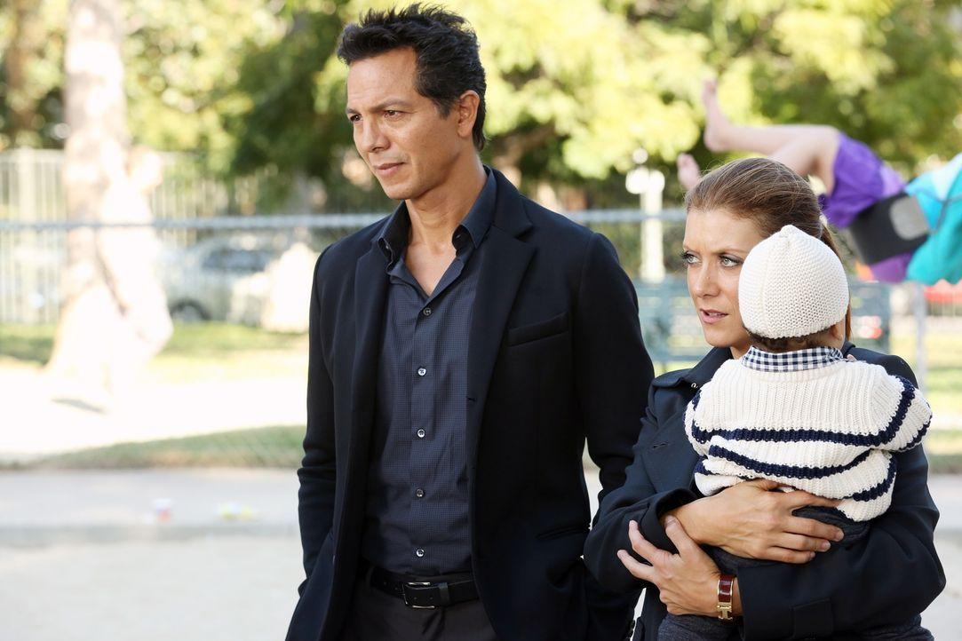 Addison (Kate Walsh, M.) Rolle als Mutter wird auf die Probe gestellt, als Henrys biologische Mutter plötzlich auftaucht und darum bittet, mehr in... - Bildquelle: ABC Studios