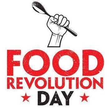 Food Revolution Day Logo klein