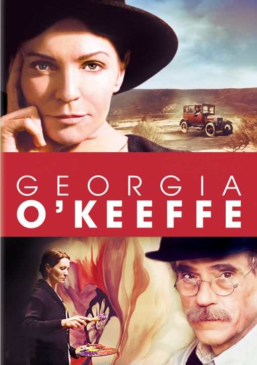 GEORGIA O'KEEFE - Artwork - Bildquelle: 2009 Sony Pictures Television Inc. All Rights Reserved.