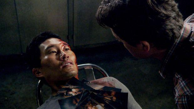 Hawaii Five-0 - Im Laufe der Ermittlungen gerät Chin (Daniel Dae Kim, l.) in...