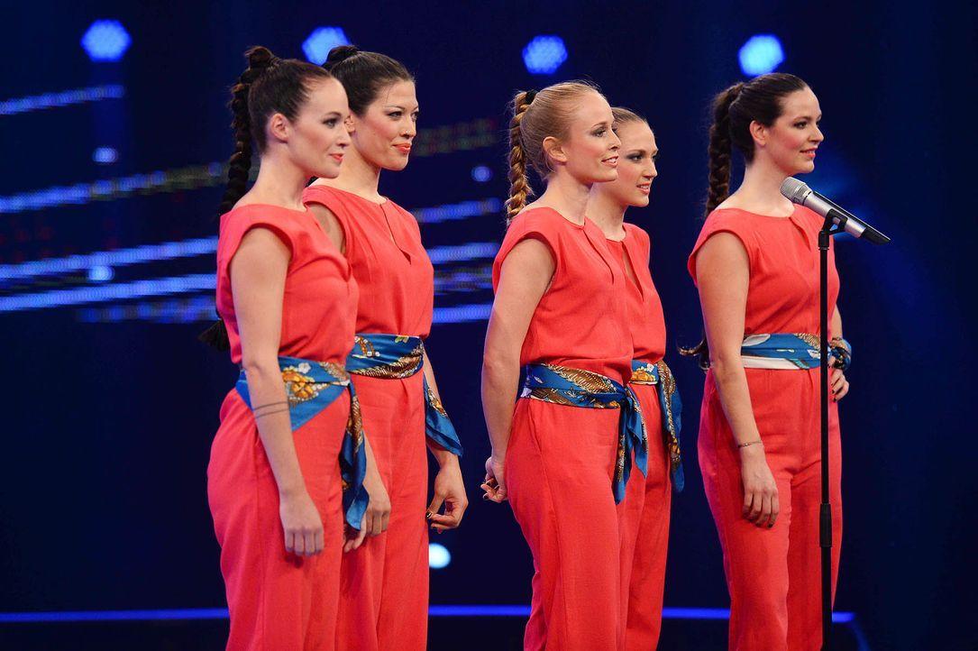 Got-To-Dance-TeKi-TeKua-06-SAT1-ProSieben-Willi-Weber - Bildquelle: SAT.1/ProSieben/Willi Weber