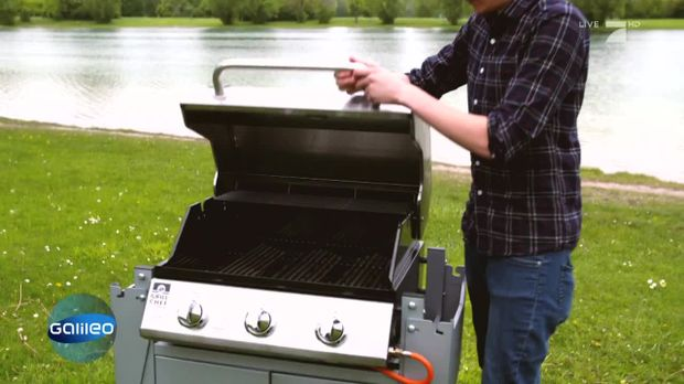 Aldi Tv Werbung Gasgrill : Galileo video marke vs. discounter: gas grills im test prosieben