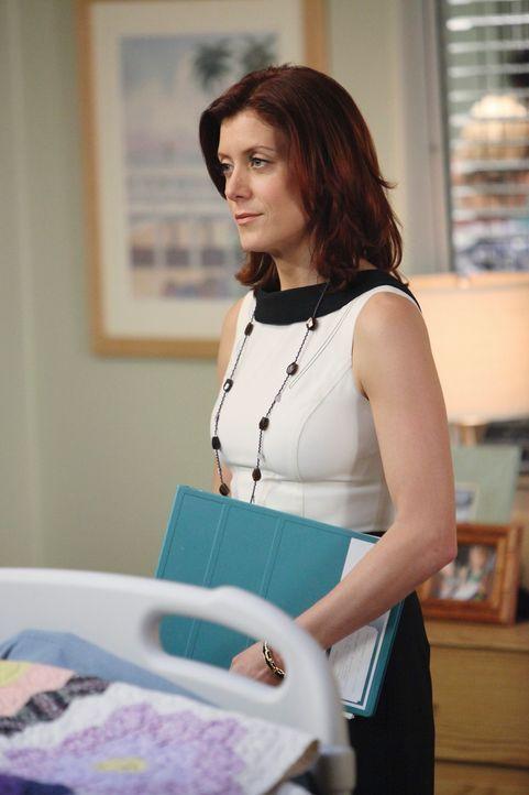 Ist schockiert, als sie in Dr. Ginsbergs Team Dereks jüngerer Schwester antrifft: Addison (Kate Walsh) ... - Bildquelle: ABC Studios