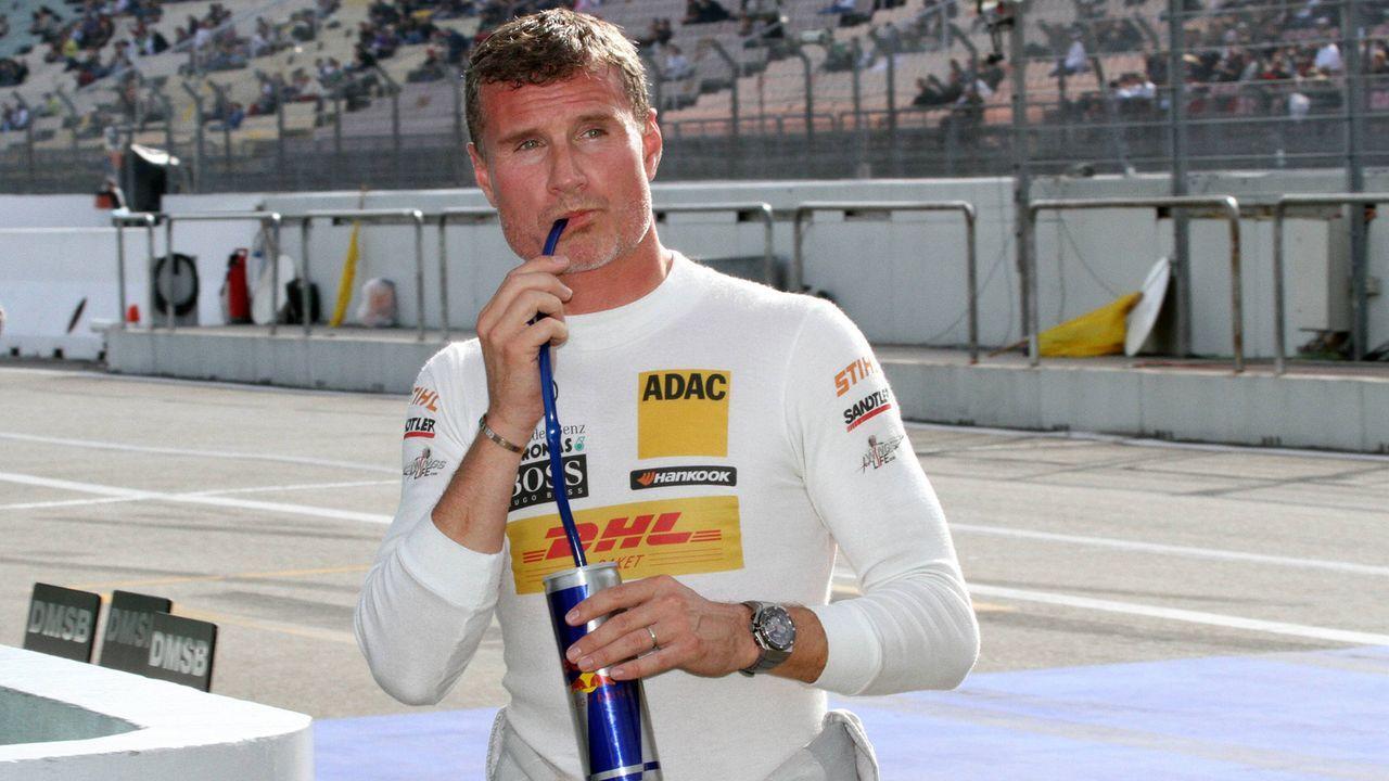 David Coulthard – 246 Formel-1-Rennen - Bildquelle: imago sportfotodienst