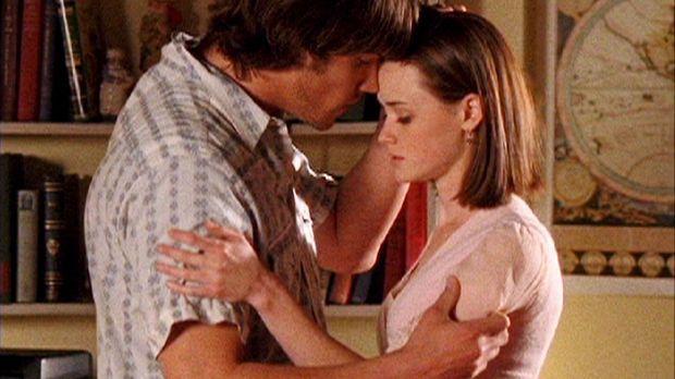 Während die Beziehung zwischen Dean (Jared Padalecki, l.) und Rory (Alexis Bl...