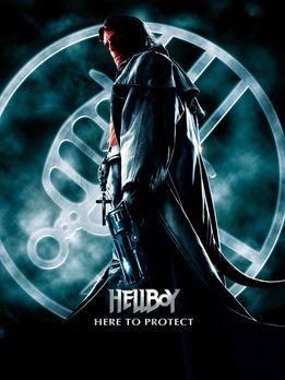 Hellboy - Hellboy - Plakatmotiv - Bildquelle: Sony Pictures Television Intern...