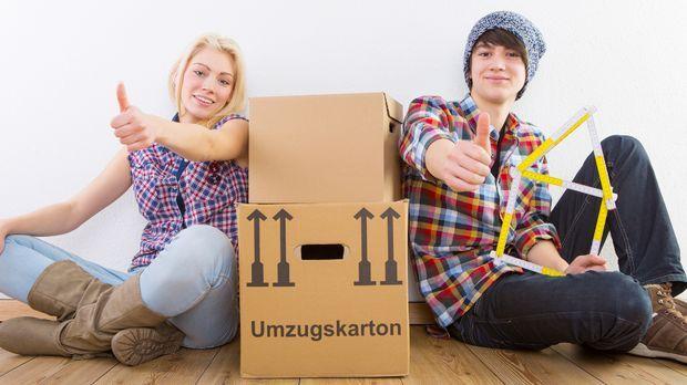 das richtige timing f r die erste gemeinsame wohnung. Black Bedroom Furniture Sets. Home Design Ideas