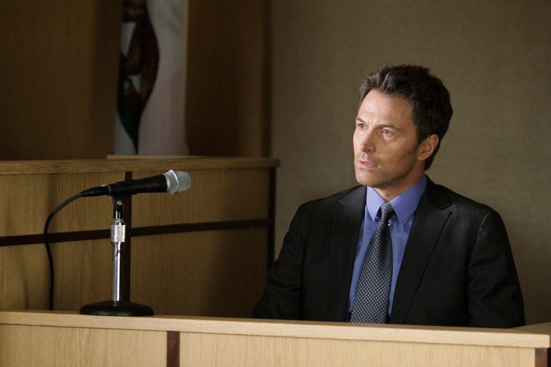 Pete (Tim Daly) und Violet geraten in einen Rechtsstreit über das Sorgerecht für Lucas, was ihre Freunde und Kollegen dazu zwingt, sich für eine... - Bildquelle: ABC Studios