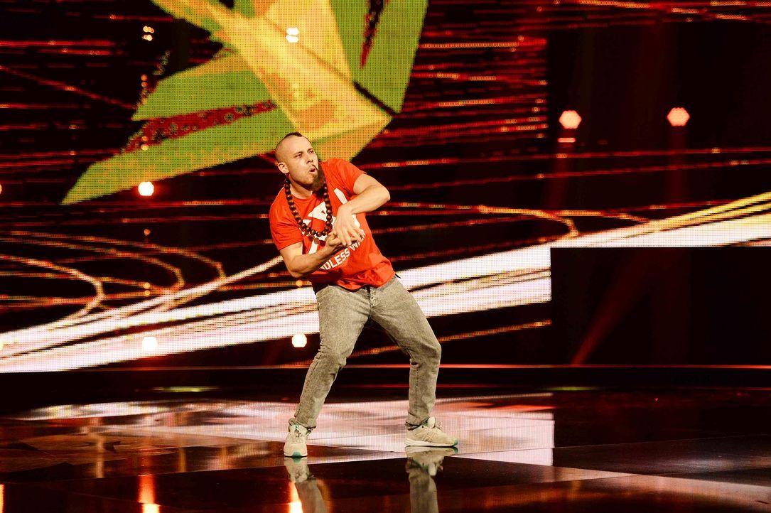 Got-To-Dance-Two-Face-03-SAT1-ProSieben-Willi-Weber-TEASER - Bildquelle: SAT.1/ProSieben/Willi Weber