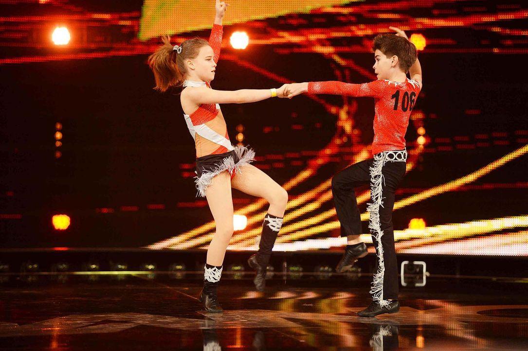Got-To-Dance-Cecilia-David-11-SAT1-ProSieben-Willi-Weber - Bildquelle: SAT.1/ProSieben/Willi Weber