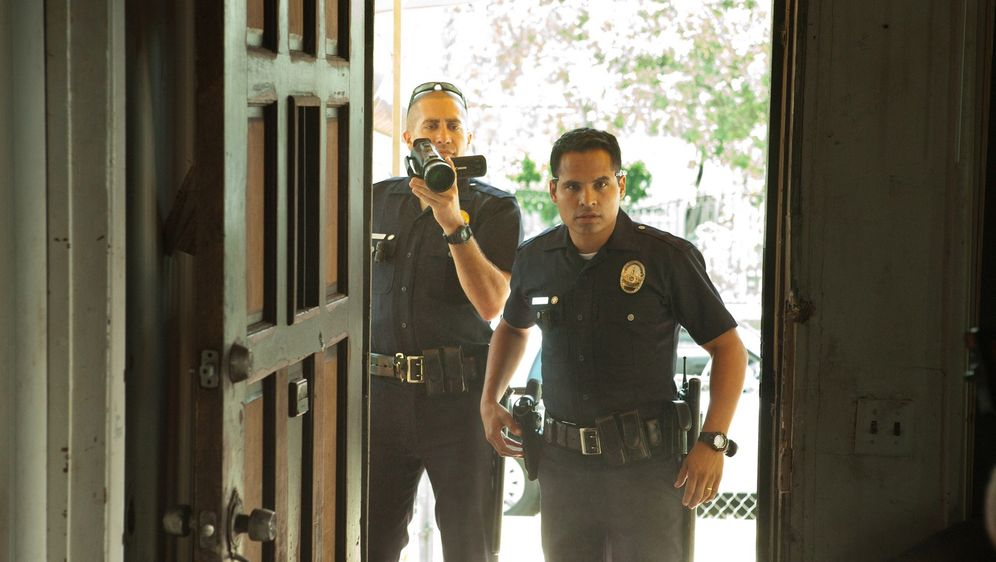 End of Watch - Bildquelle: Scott Garfield 2011 Sole Productions, LLC. All rights reserved.