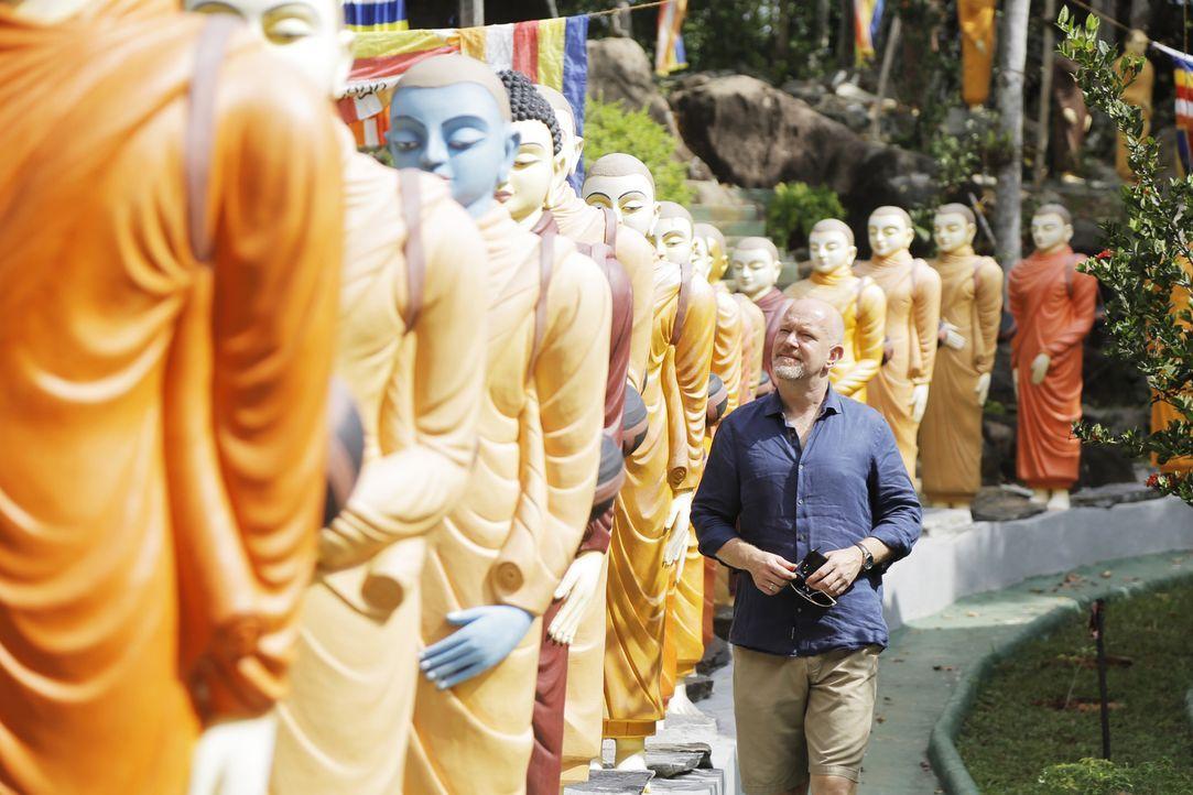 Bali, Kuala Lumpur und Sri Lanka sind drei asiatische Traumziele für deutsche Touristen. Doch auch hier deckt Peter Giesel einige Betrügereien auf .... - Bildquelle: kabel eins