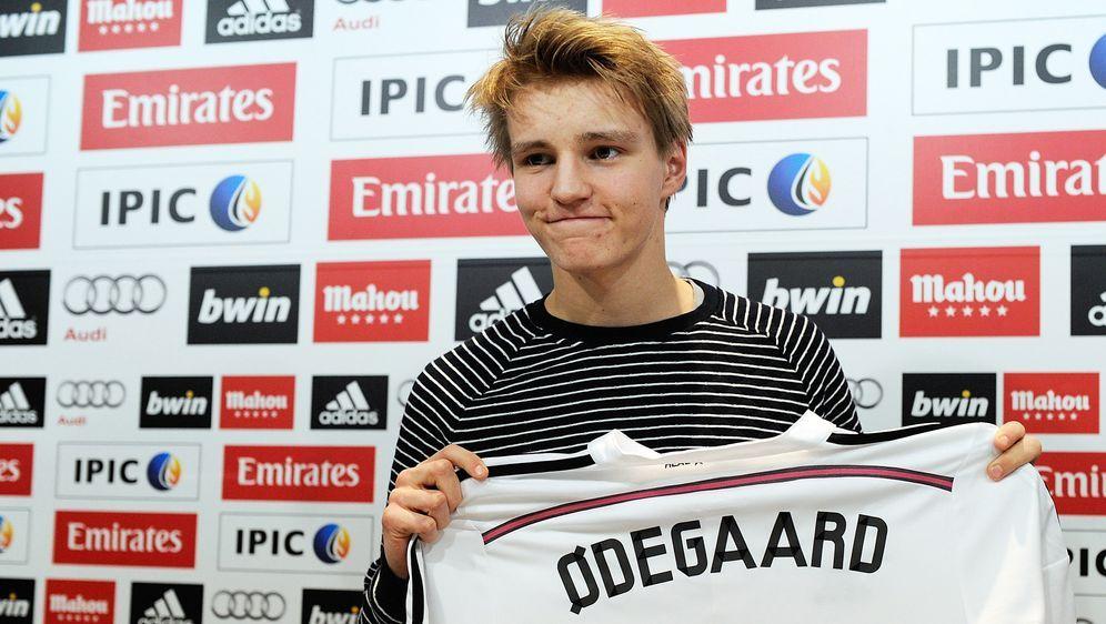 Nach seinem Real-Wechsel 2015 ist es ruhig um Martin Odegaard geworden, in d... - Bildquelle: Getty