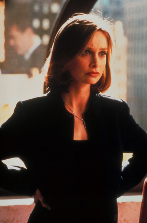Ally McBeal (Calista Flockhart) muss einen Kollegen vertreten, der illegalen Sex mit einer Prostituierten hatte ... - Bildquelle: Twentieth Century Fox Film Corporation. All rights reserved.