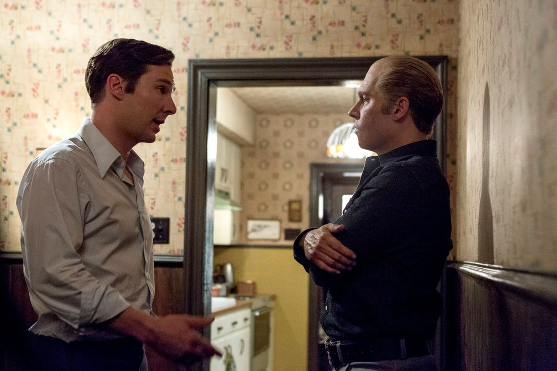 Black-Mass-04-2014Warner-Bros-Entertainment-Inc - Bildquelle: 2014 Warner Bros. Entertainment Inc