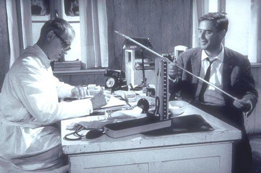 Edgar Wallace: Das Gasthaus an der Themse - Inspektor Wade (Joachim Fuchsberg...