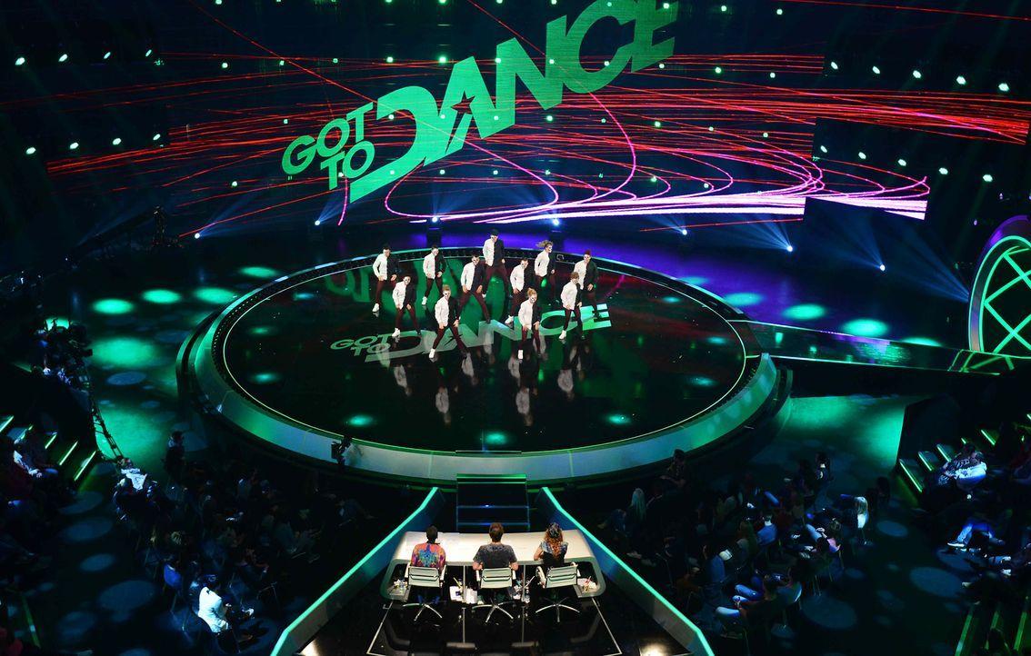 Got-To-Dance-You-Yi-Fusion-15-SAT1-ProSieben-Willi-Weber - Bildquelle: SAT.1/ProSieben/Willi Weber