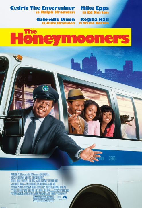 The Honeymooners - Plakatmotiv - Bildquelle: TM &   2006 Paramount Pictures. All Rights Reserved.