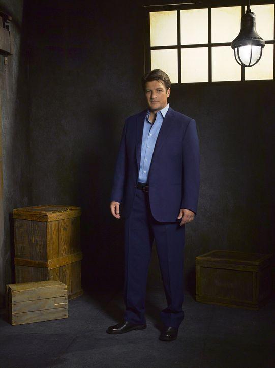 (5. Staffel) - Wird er endlich das Herz von Kate erobern können? Oder wird Richard Castle (Nathan Fillion) doch wieder seinem Ruf als Frauenheld ger... - Bildquelle: ABC Studios