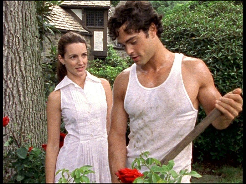 Charlotte (Kristin Davis, l.) - verzweifelt über ihr nicht existierendes Sexleben - stürzt sich in eine Affäre ... - Bildquelle: Paramount Pictures