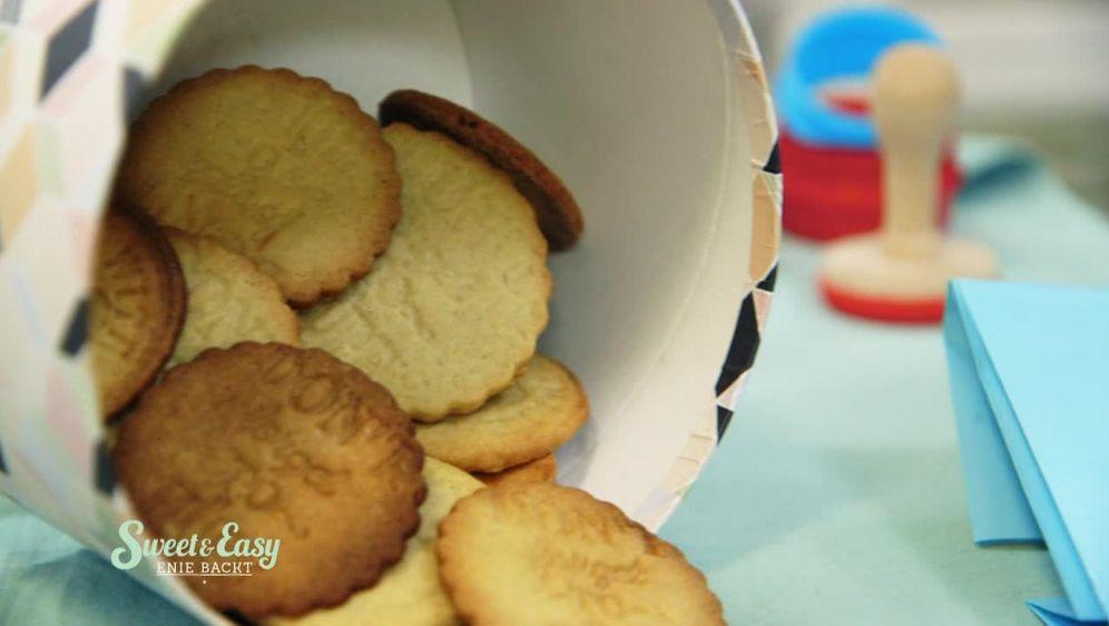 Mürbeteig Kekse