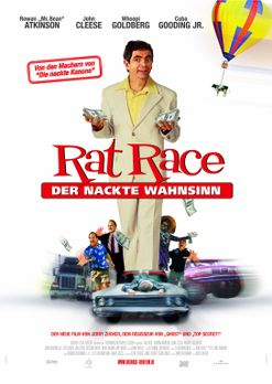 Rat Race - Der nackte Wahnsinn - Rat Race - Plakatmotiv: (v.l.n.r.) Jon Lovit...