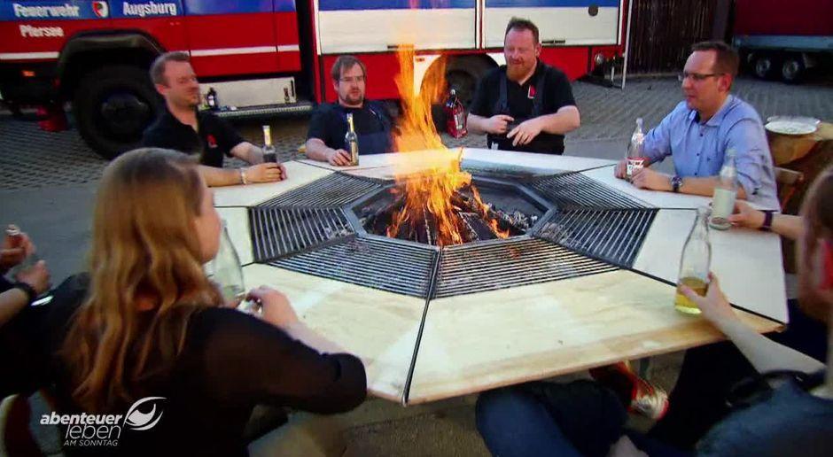 Abenteuer Leben Video Der 3 In 1 Grill Zum Selberbauen Kabeleins