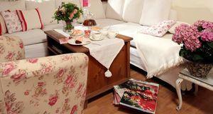 Wohnzimmer Einrichten Landhausstil ~ Wohnzimmer gestalten ideen für den landhausstil sat