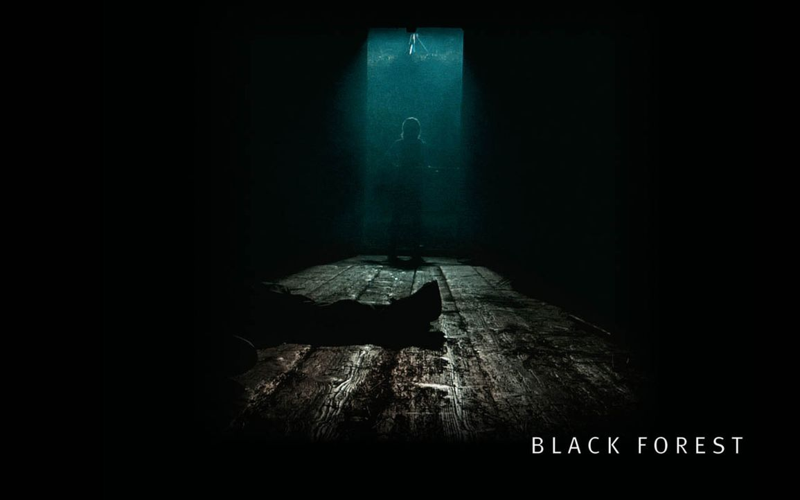 BLACK FOREST - Artwork