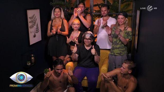 Promi Big Brother - Promi Big Brother - Folge 6: Heiße Flirts Und Wutausbrüche