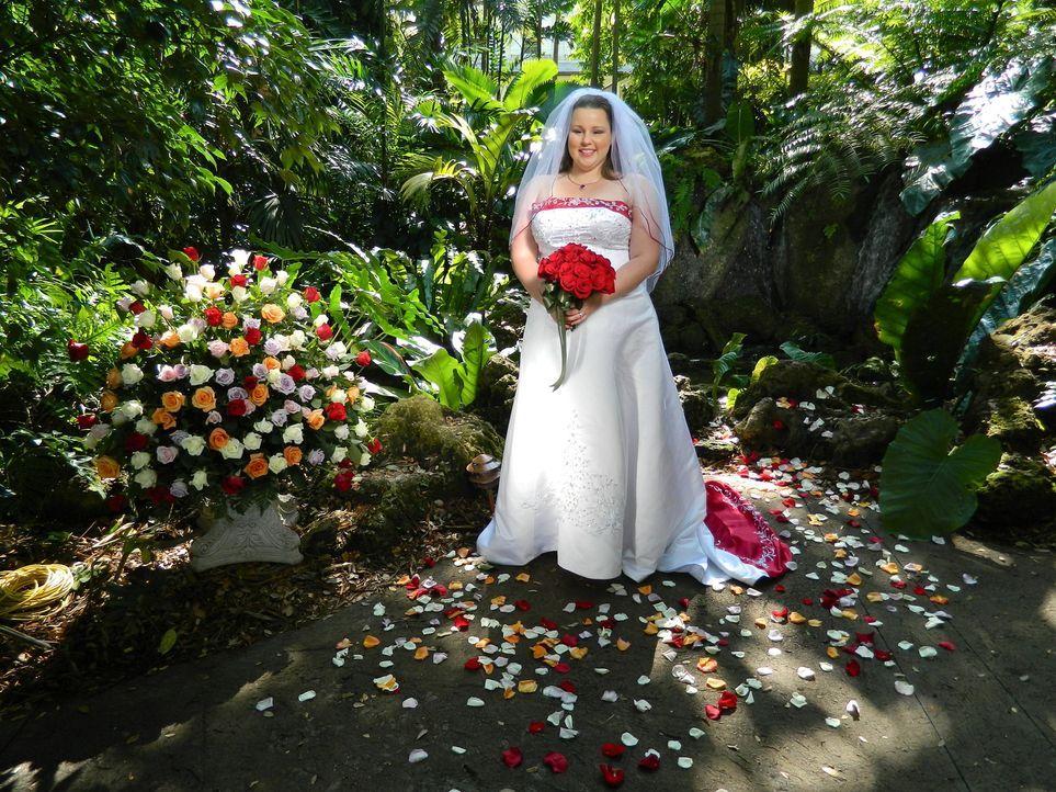 Wie wird sich die Braut Kim im Vergleich zu den drei anderen Bräuten schlagen? - Bildquelle: Richard Vagg DCL
