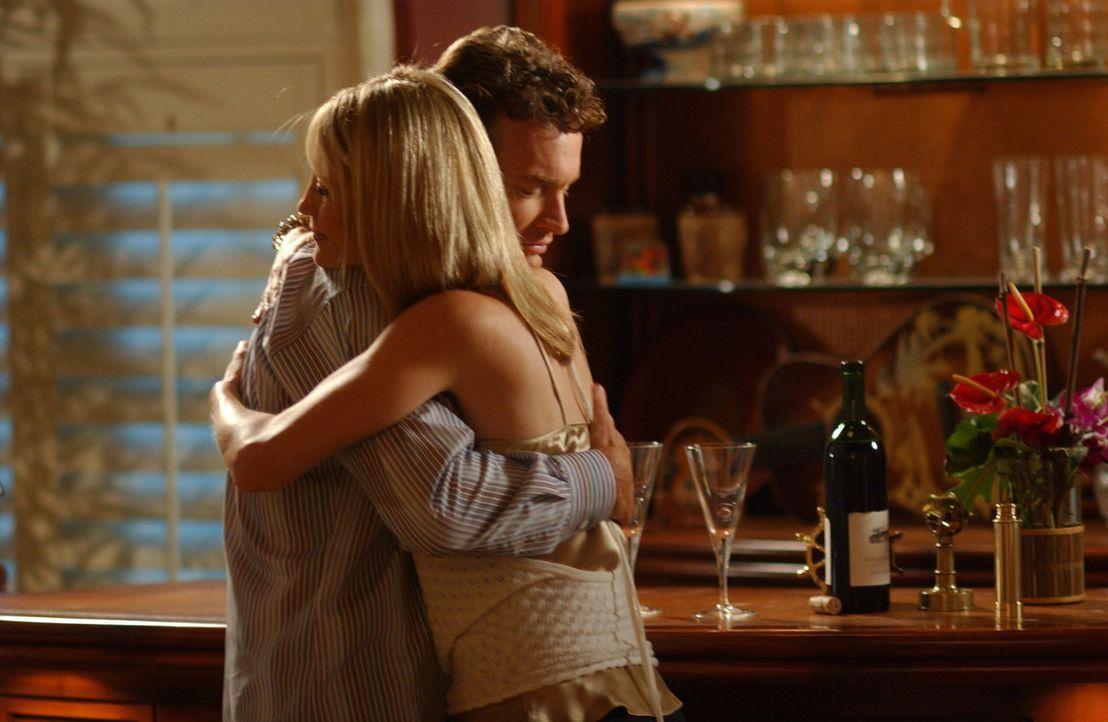 Der Abschied naht: Jimmy (Tate Donovan, l.) und Kirsten (Kelly Rowan, r.) ... - Bildquelle: Warner Bros. Television