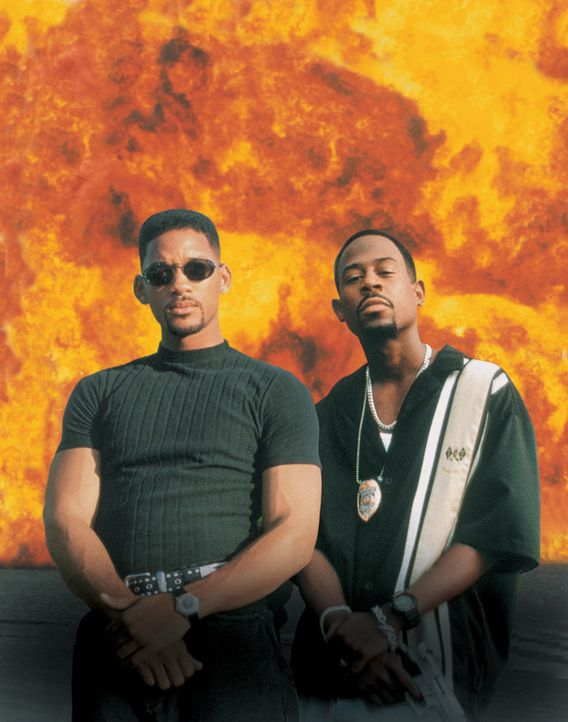 Bad Boys - Harte Jungs - Artwork - Bildquelle: 1995 Columbia Pictures Industries, Inc. All Rights Reserved.