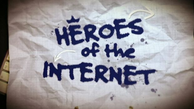 Heroes of the Internet ... © ProSieben