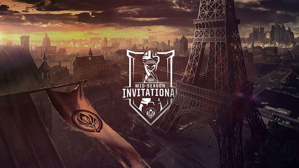 MSI 2018 - Bildquelle: Riot Games
