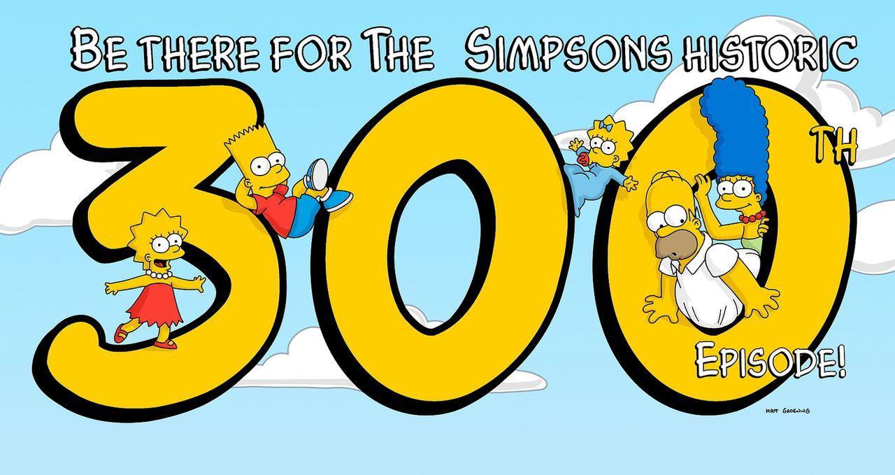(14. Staffel) - Unschlagbar erfolgreich: Familie Simpson ... - Bildquelle: und TM Twentieth Century Fox Film Corporation - Alle Rechte vorbehalten