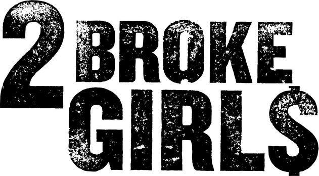 2 Broke Girls - 2 Broke Girls - Logo - Bildquelle: Warner Brothers