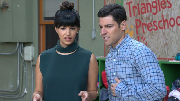 New Girl - New Girl - Staffel 7 Episode 3: Kuschelpädagogik