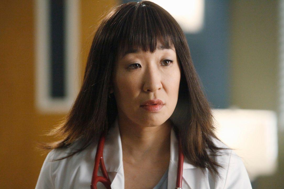Eine unbeliebte, karrieregeile Außenseiterin: Cristina (Sandra Oh) ... - Bildquelle: ABC Studios