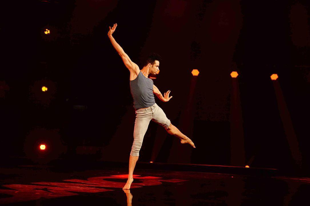 Got-To-Dance-Kris-Jobson-03-SAT1-ProSieben-Willi-Weber - Bildquelle: SAT.1/ProSieben/Willi Weber