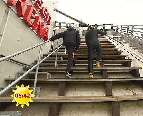 fruehstuecksfernsehen-jan-hahn-skispringen-009 - Bildquelle: Sat.1