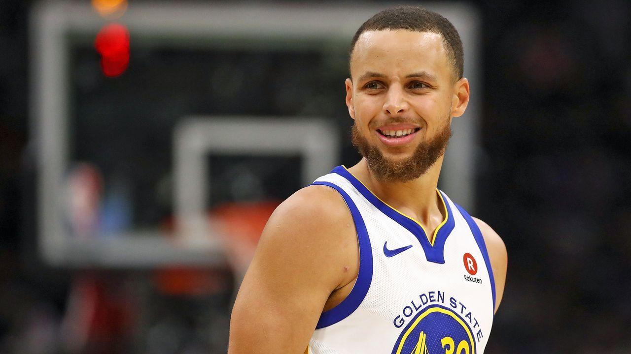 Platz 9: Stephen Curry, Golden State Warriors - Bildquelle: 2018 Getty Images