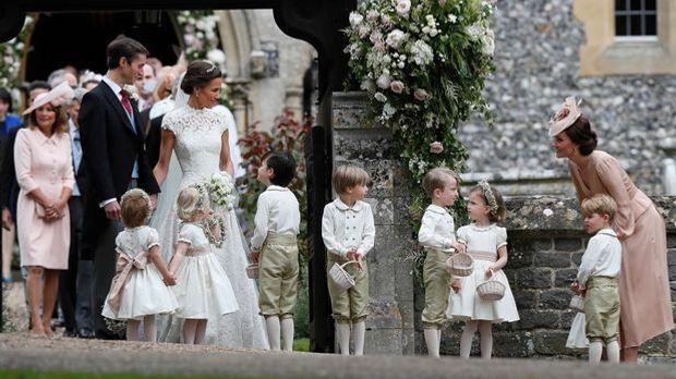 Hochzeit von Pippa Middleton