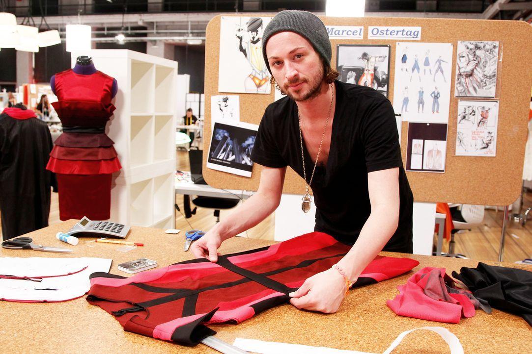 Fashion-Hero-Epi03-Atelier-72-Pro7-Richard-Huebner - Bildquelle: Richard Huebner