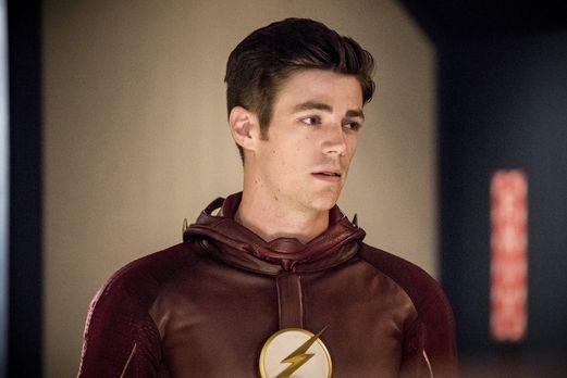 Barry (Grant Gustin) muss sich eingestehen, dass die Folgen seines Herumpfusc...