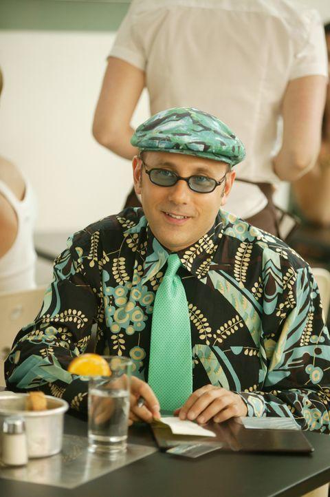 Für Standford (Willie Garson) bricht eine Welt zusammen, als er erfährt, das sein Freund Marcus sich als Callboy anbietet ... - Bildquelle: Paramount Pictures