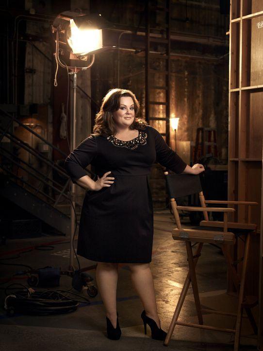(2. Staffel) - Genießt ihr Leben mit Mike: Molly Flynn (Melissa McCarthy) ... - Bildquelle: Warner Brothers