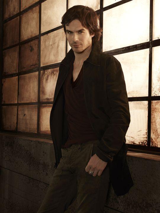 (3. Staffel) - Ist er der einzige, der seinen Bruder retten kann? Damon Salvatore (Ian Somerhalder) - Bildquelle: Warner Brothers