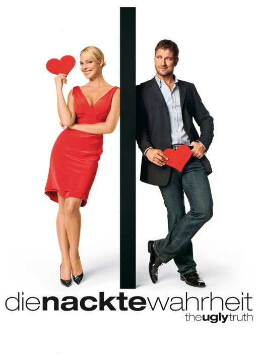 Die nackte Wahrheit: Abby (Katherine Heigl, l.) und Colin (Gerald Butler, r.) ... - Bildquelle: 2009 Columbia Pictures Industries, Inc. and Beverly Blvd LLC. All Rights Reserved.